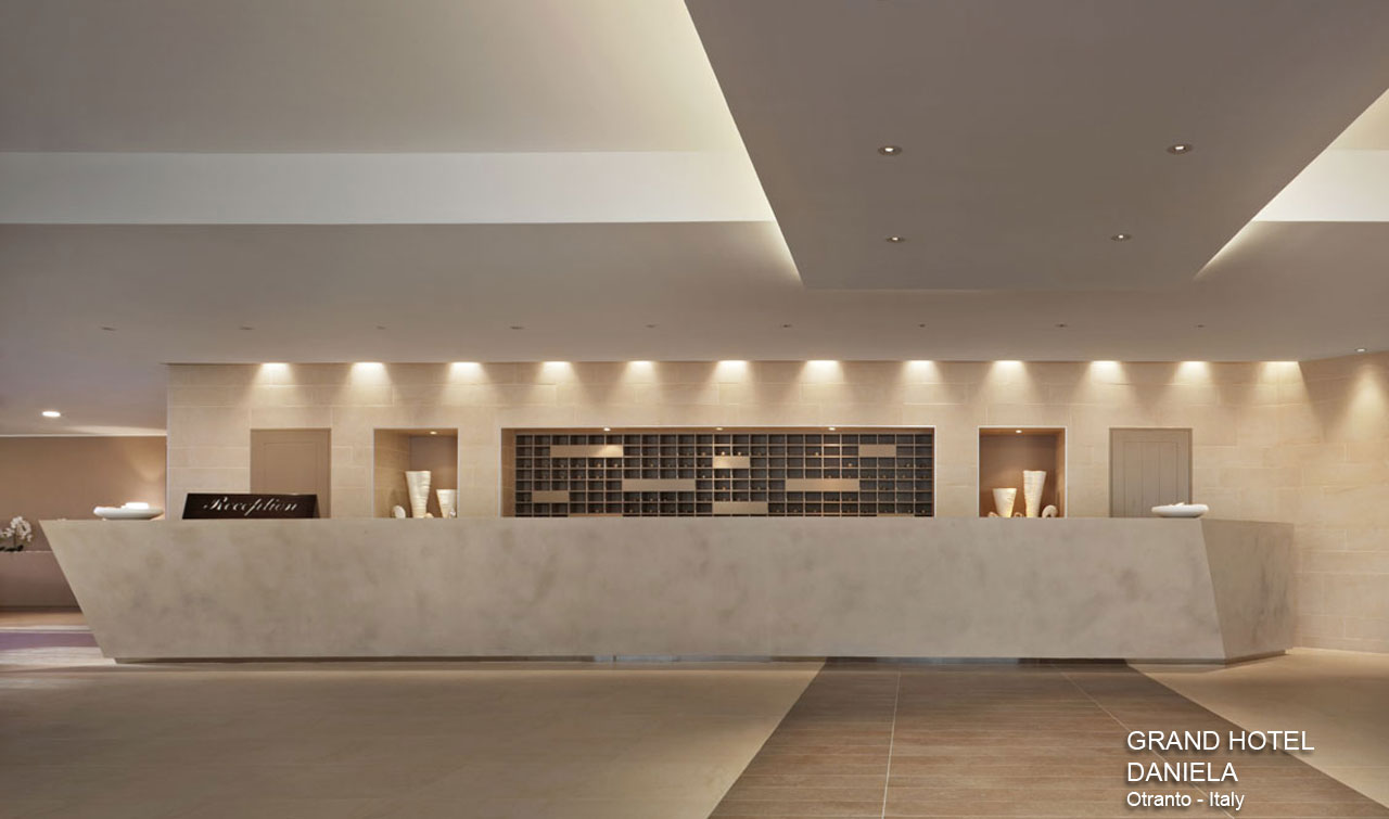 Sbbs Building Solution Grand Hotel Daniela Otranto Le